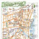 緑風園のおさんぽマップ